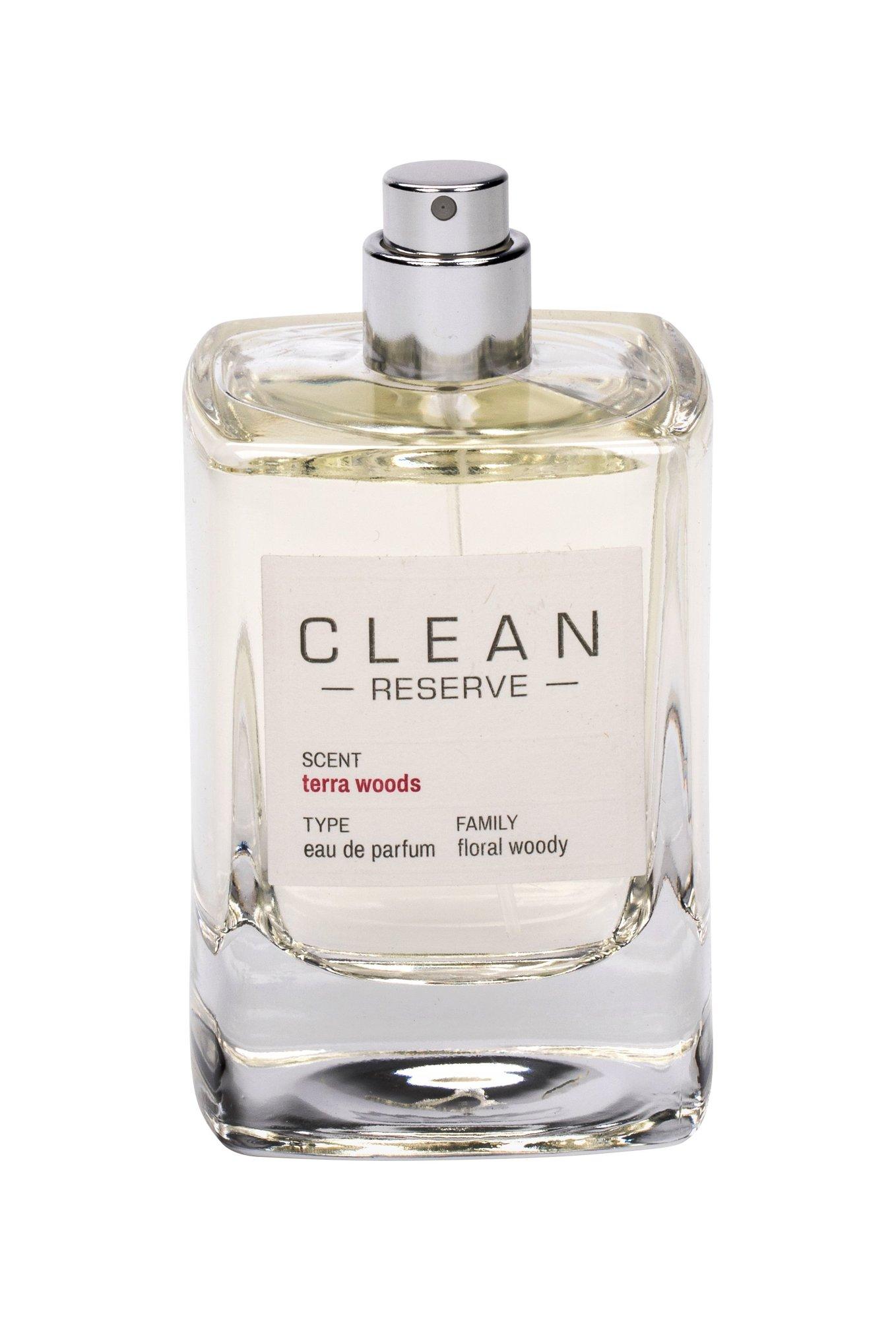 Clean Clean Reserve Collection Eau de Parfum 100ml  Terra Woods