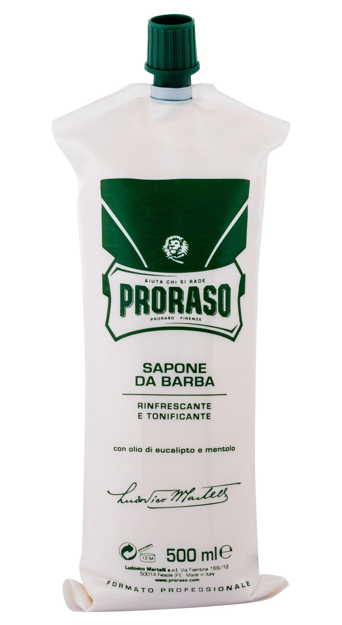 PRORASO Green Shaving Cream 500ml
