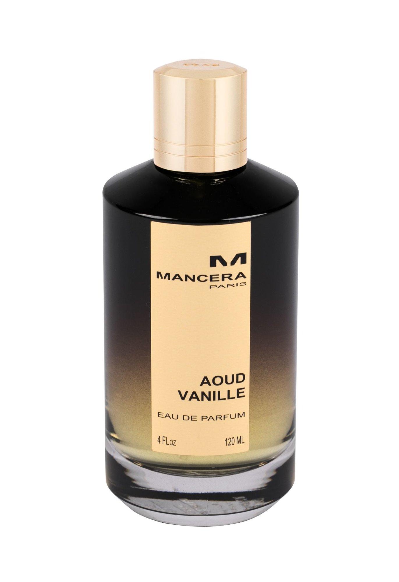 MANCERA Aoud Eau de Parfum 120ml  Vanille