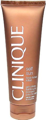 Clinique Self Sun Cosmetic 125ml Medium/Deep Body Tinted Lotion