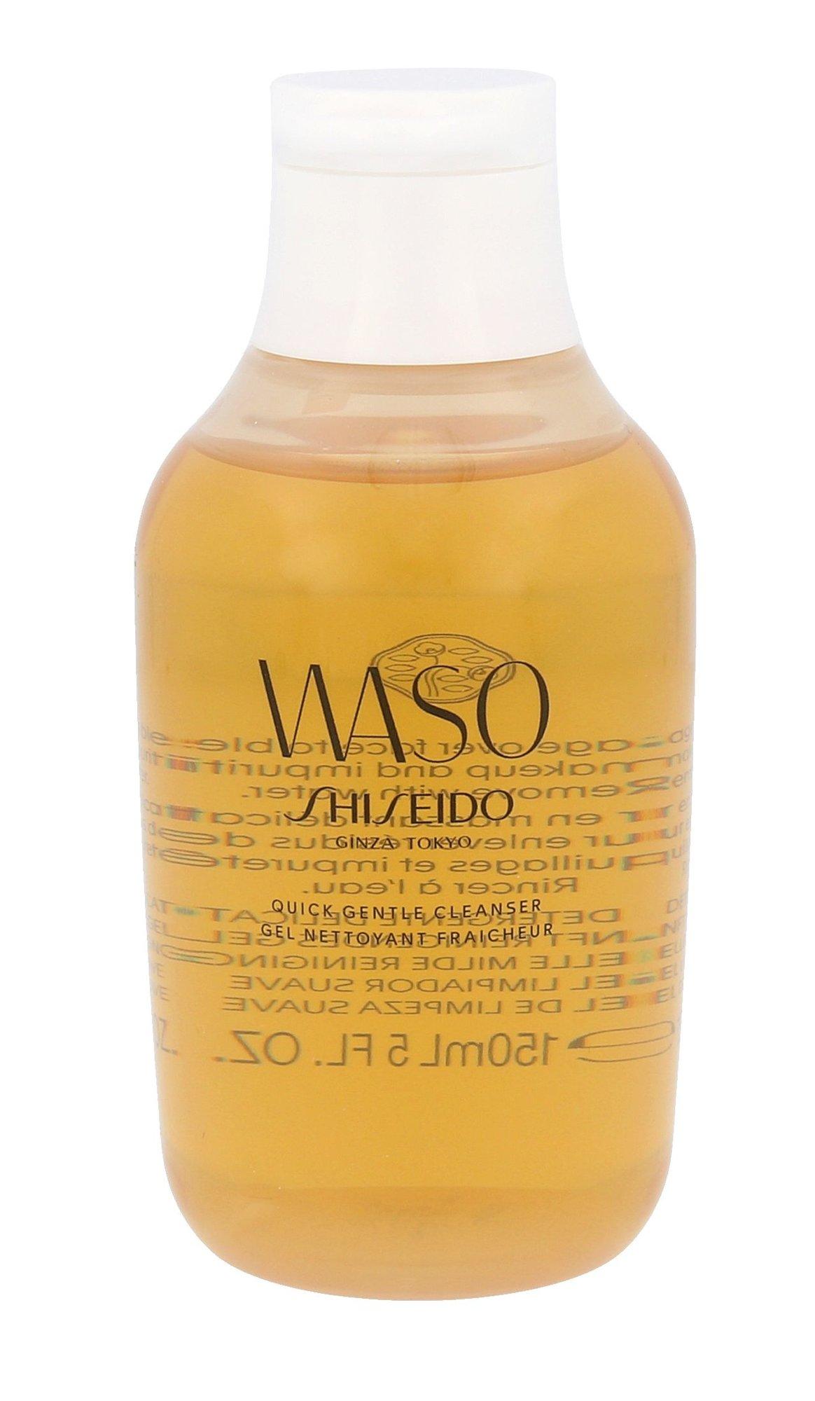Shiseido Waso Cleansing Gel 150ml