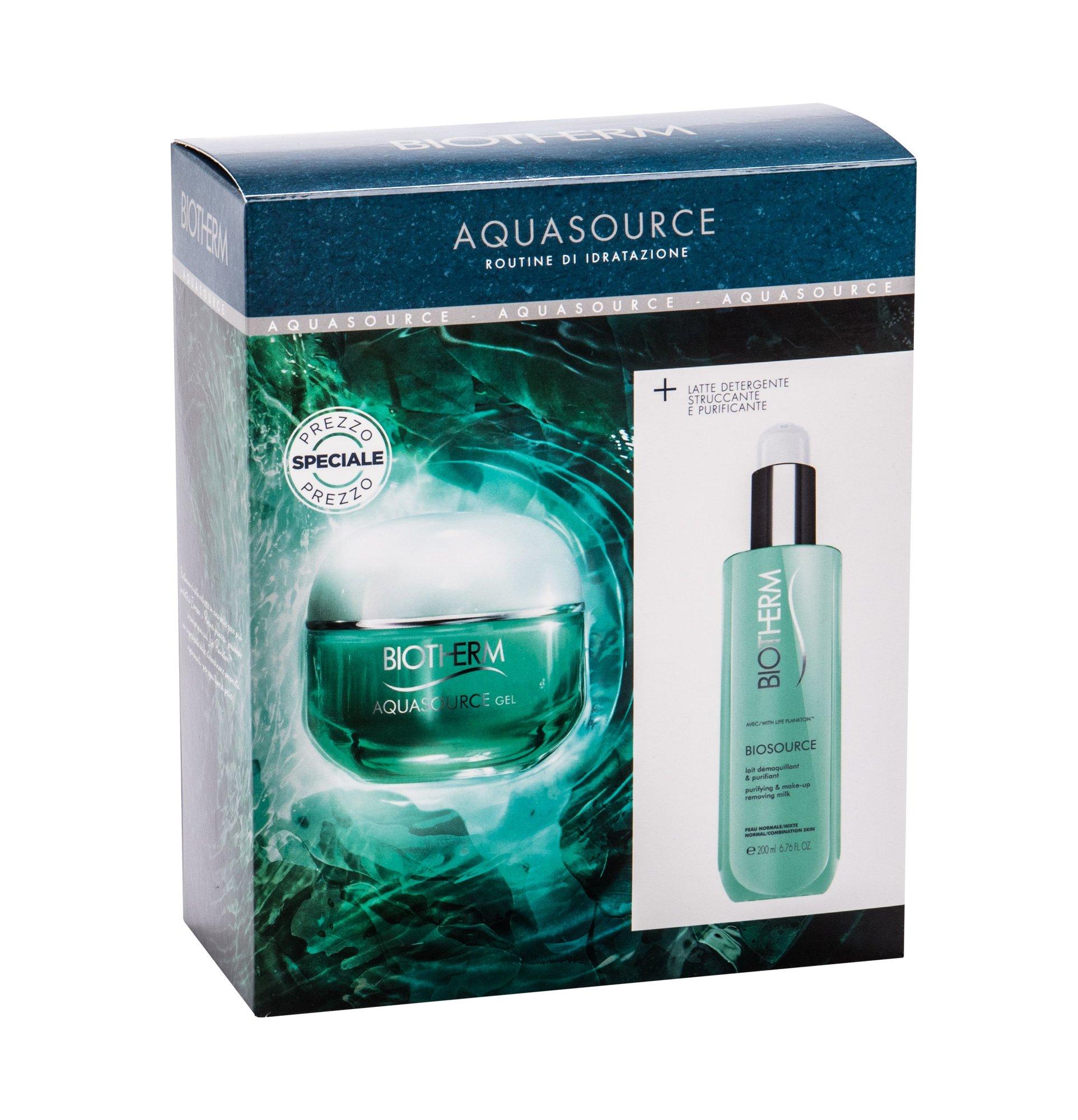 Biotherm Aquasource Facial Gel 50ml