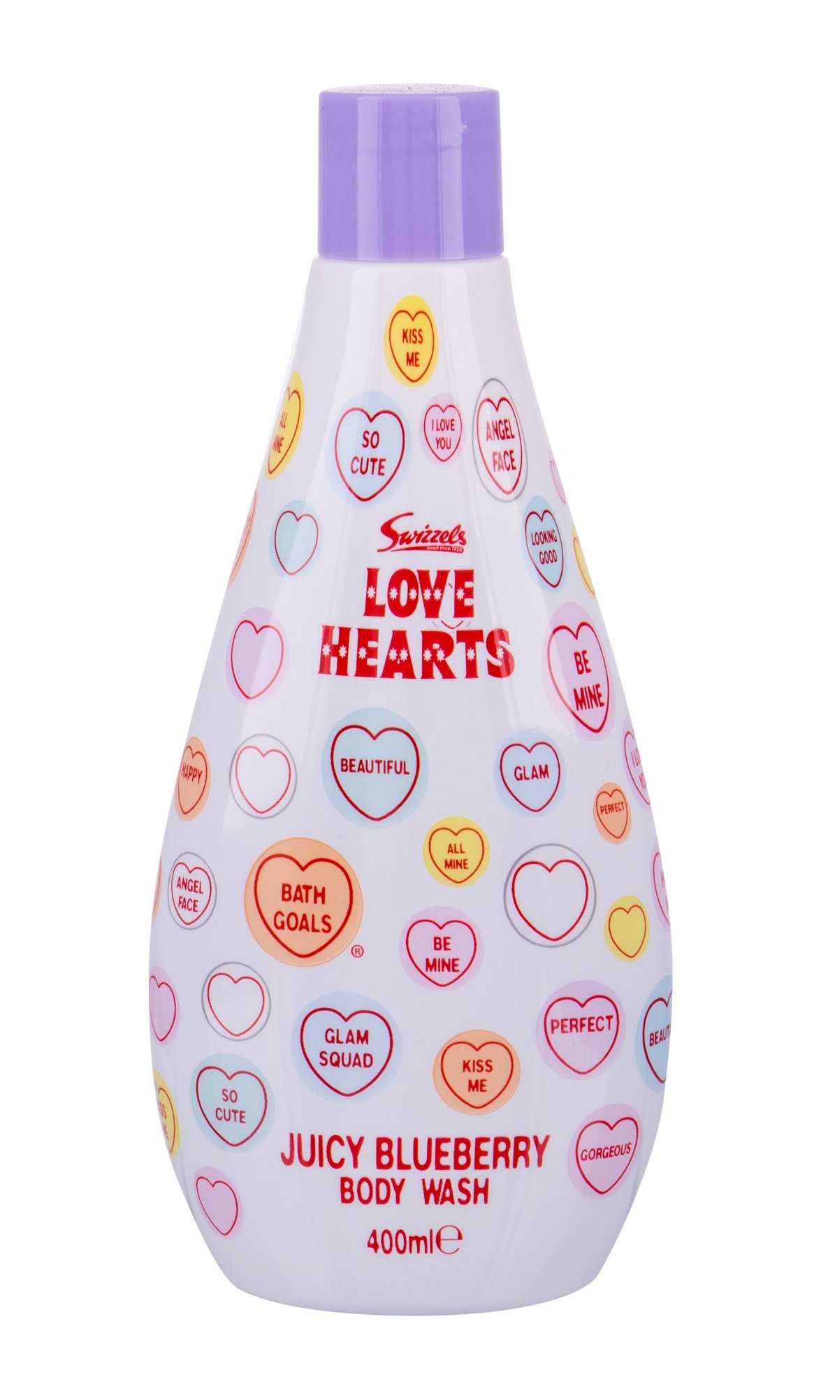 Higienos priemonė Swizzels Love Hearts