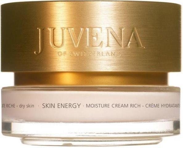 Juvena Skin Energy Moisture Cream Rich Day Night Cosmetic 50ml