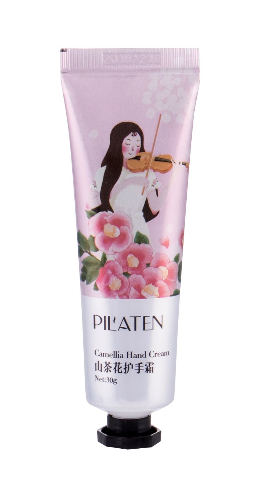 Pilaten Camellia Hand Cream 30ml