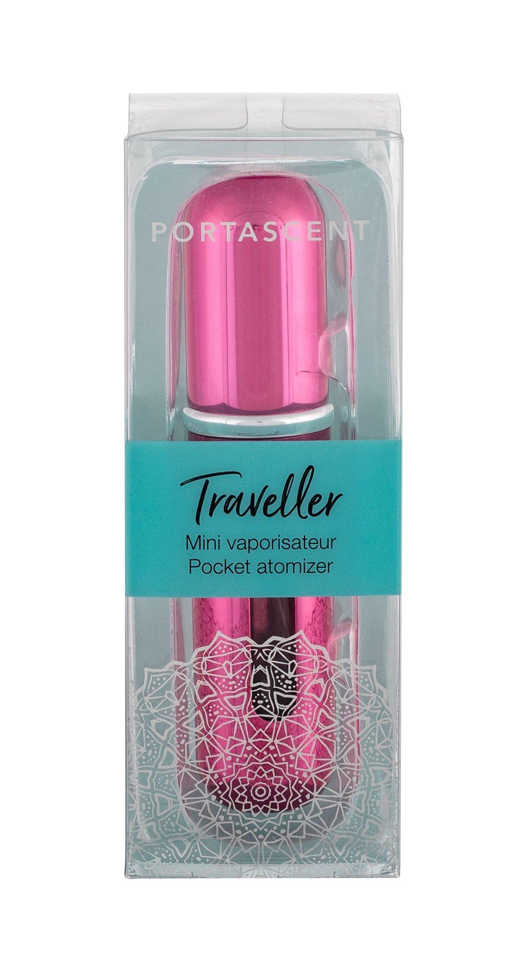 PortaScent Traveller Refillable 5ml Hot Pink