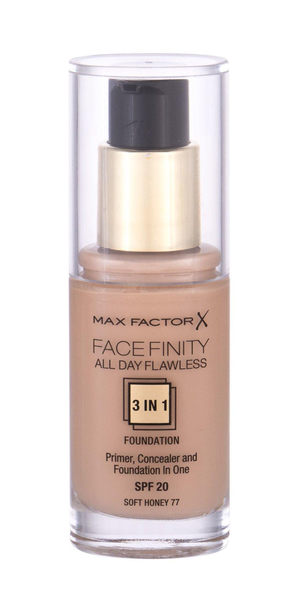 Max Factor Facefinity Makeup 30ml 77 Soft Honey
