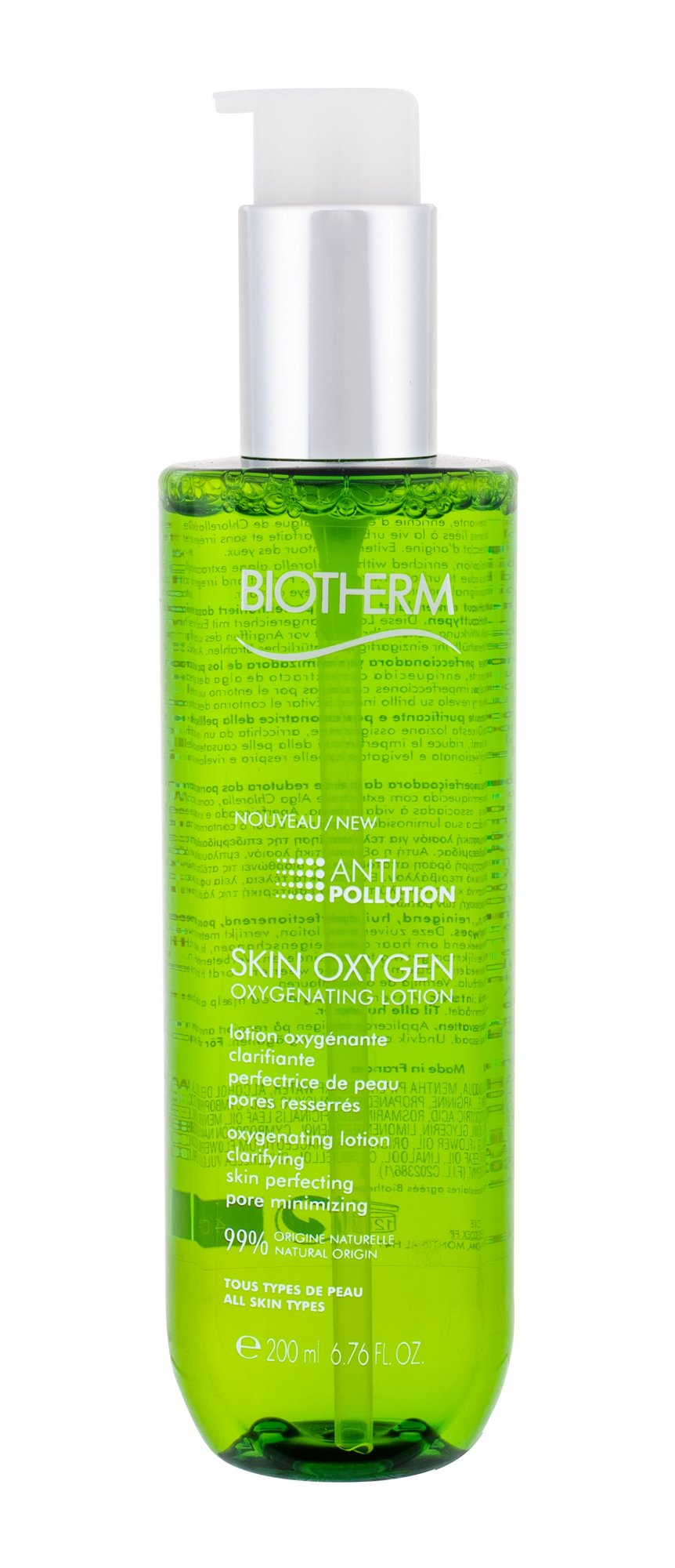 Biotherm Skin Oxygen Cleansing Water 200ml