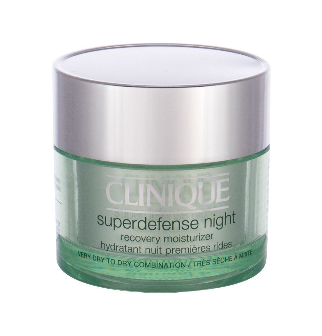 Clinique Superdefense Night Skin Cream 50ml