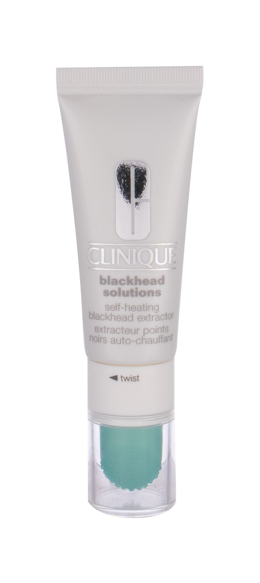 Clinique Blackhead Solutions Cleansing Gel 20ml  Self-Heating Blackhead Extractor