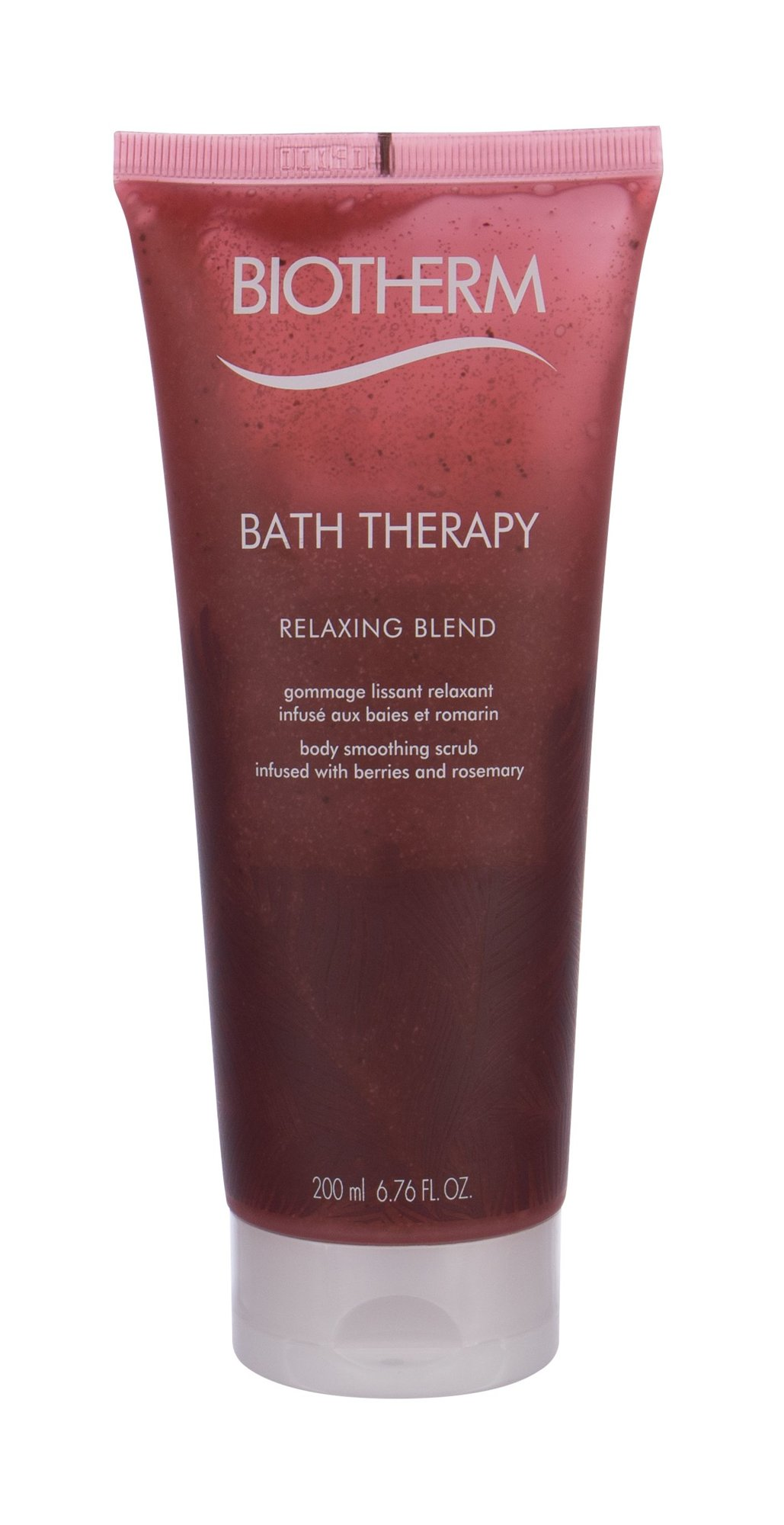 Biotherm Bath Therapy Body Peeling 200ml  Relaxing Blend