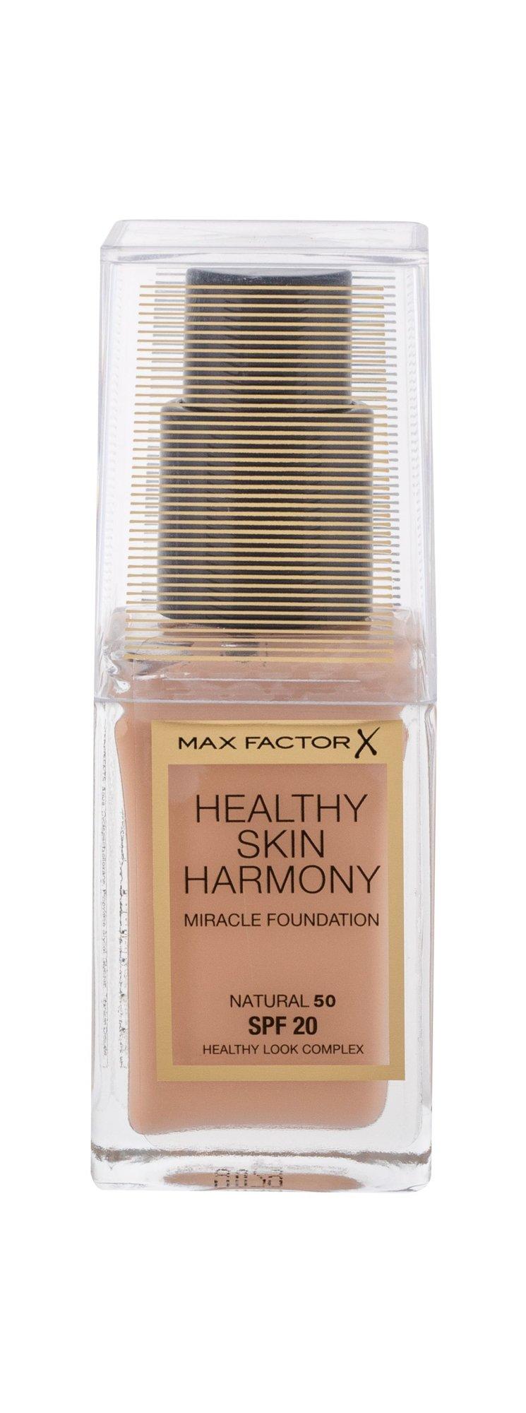 Max Factor Healthy Skin Harmony Makeup 30ml 50 Natural