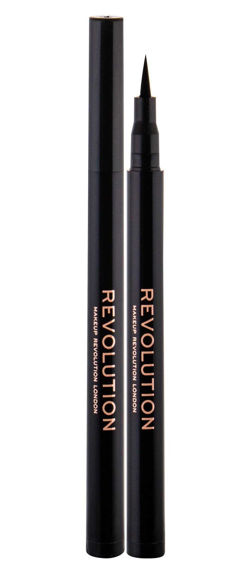 Makeup Revolution London The Liner Revolution Eye Line 1ml Intense Black