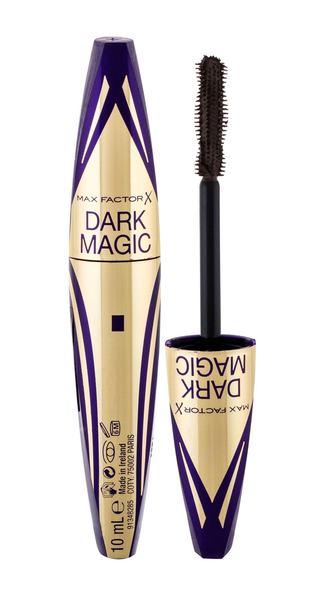 Max Factor Dark Magic Mascara 10ml Black Brown