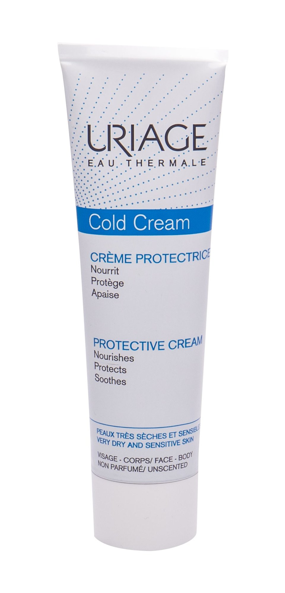 Uriage Eau Thermale Cold Cream Day Cream 100ml  Protective