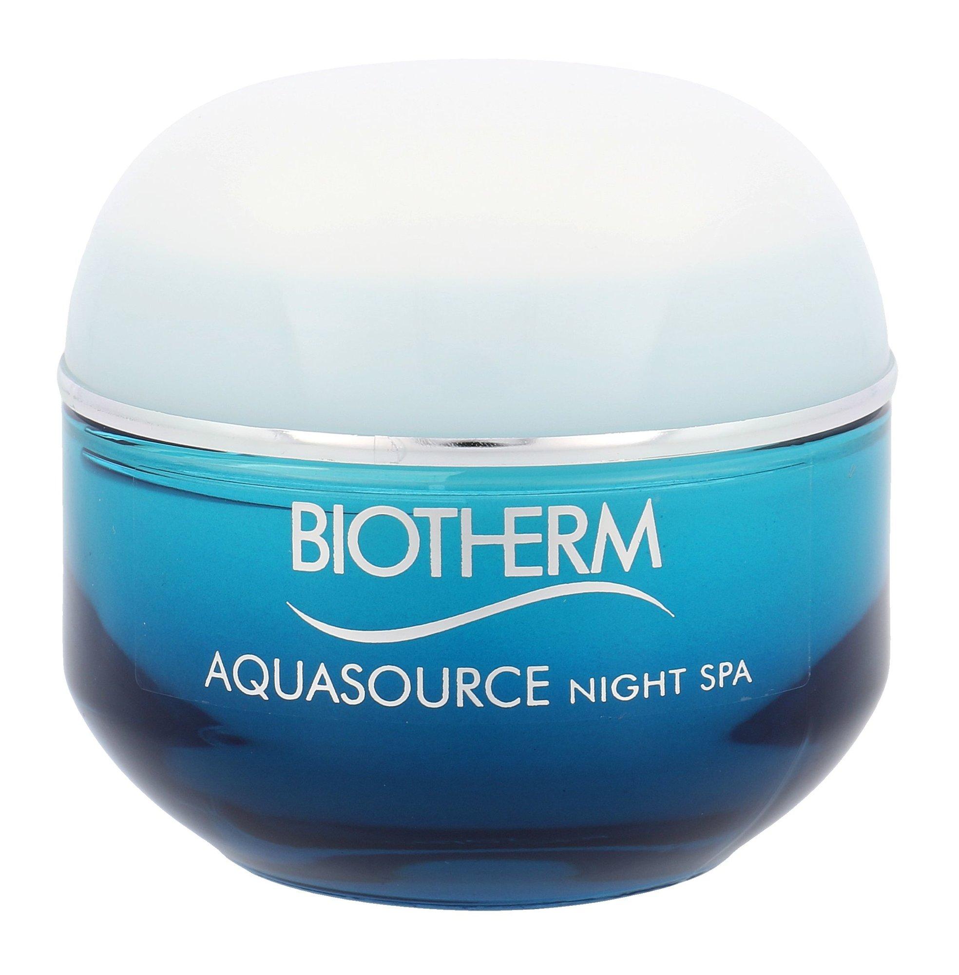 Biotherm Aquasource Cosmetic 50ml  Night Spa