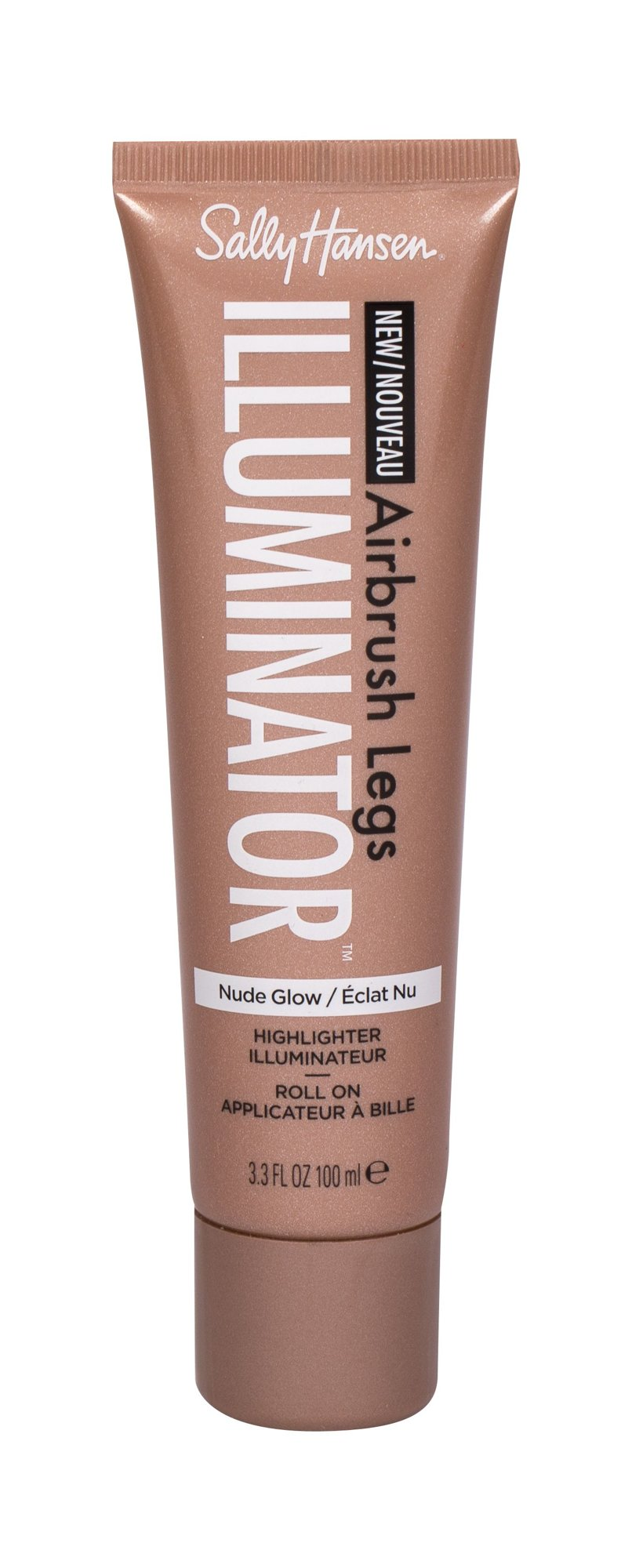 Sally Hansen Airbrush Legs Self Tanning Product 100ml Nude Glow Illuminator