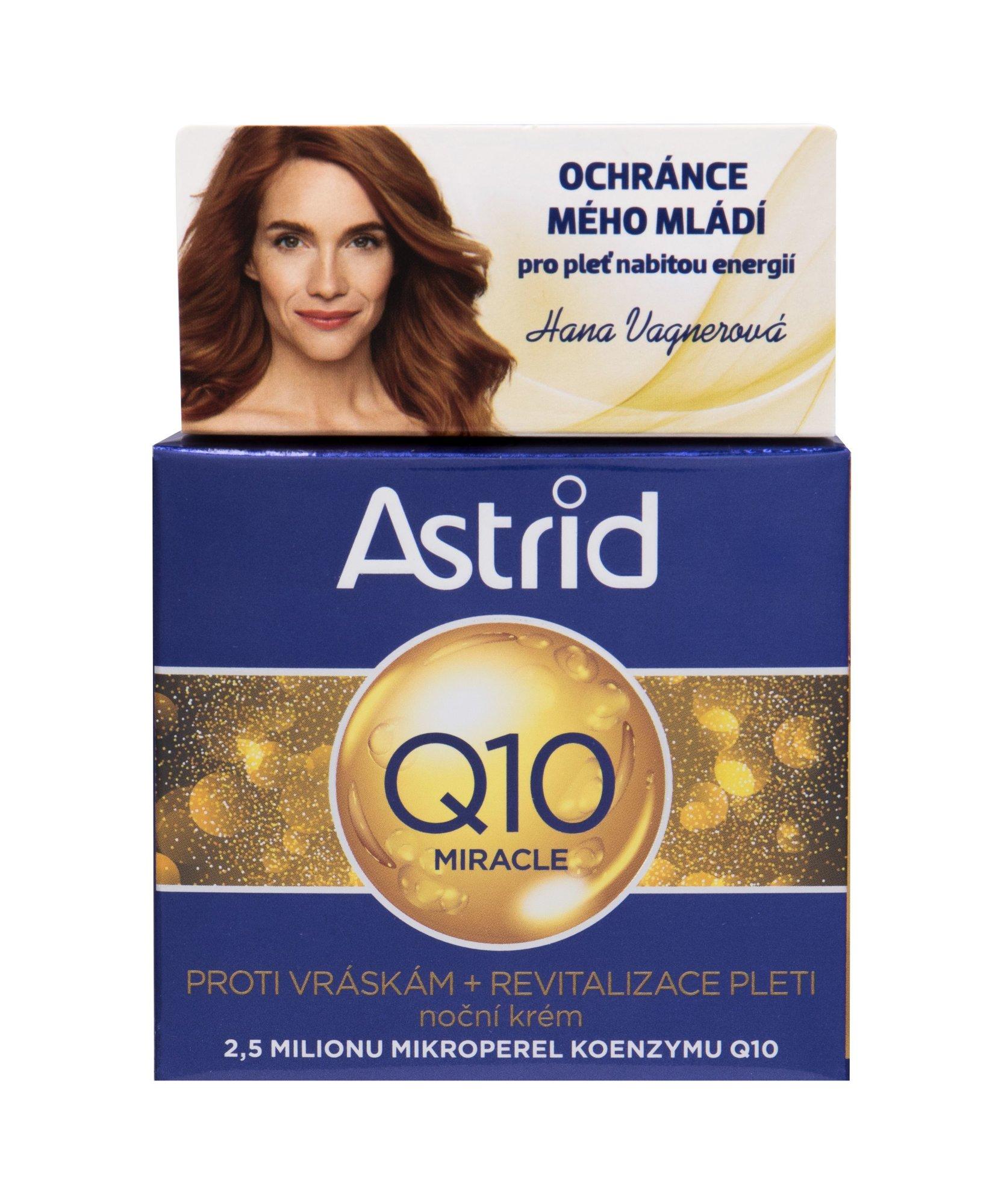 Astrid Q10 Miracle Night Skin Cream 50ml