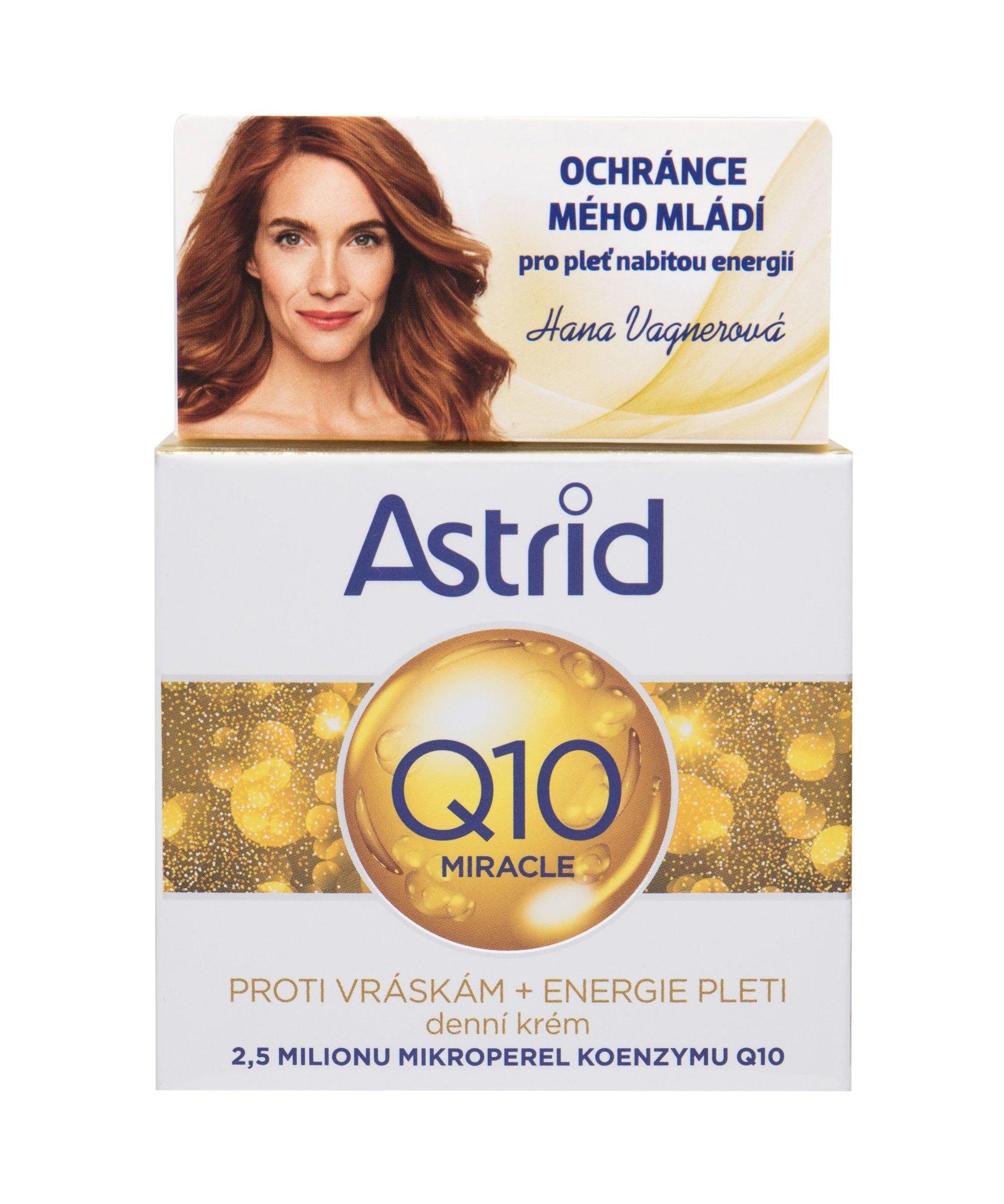 Astrid Q10 Miracle Day Cream 50ml