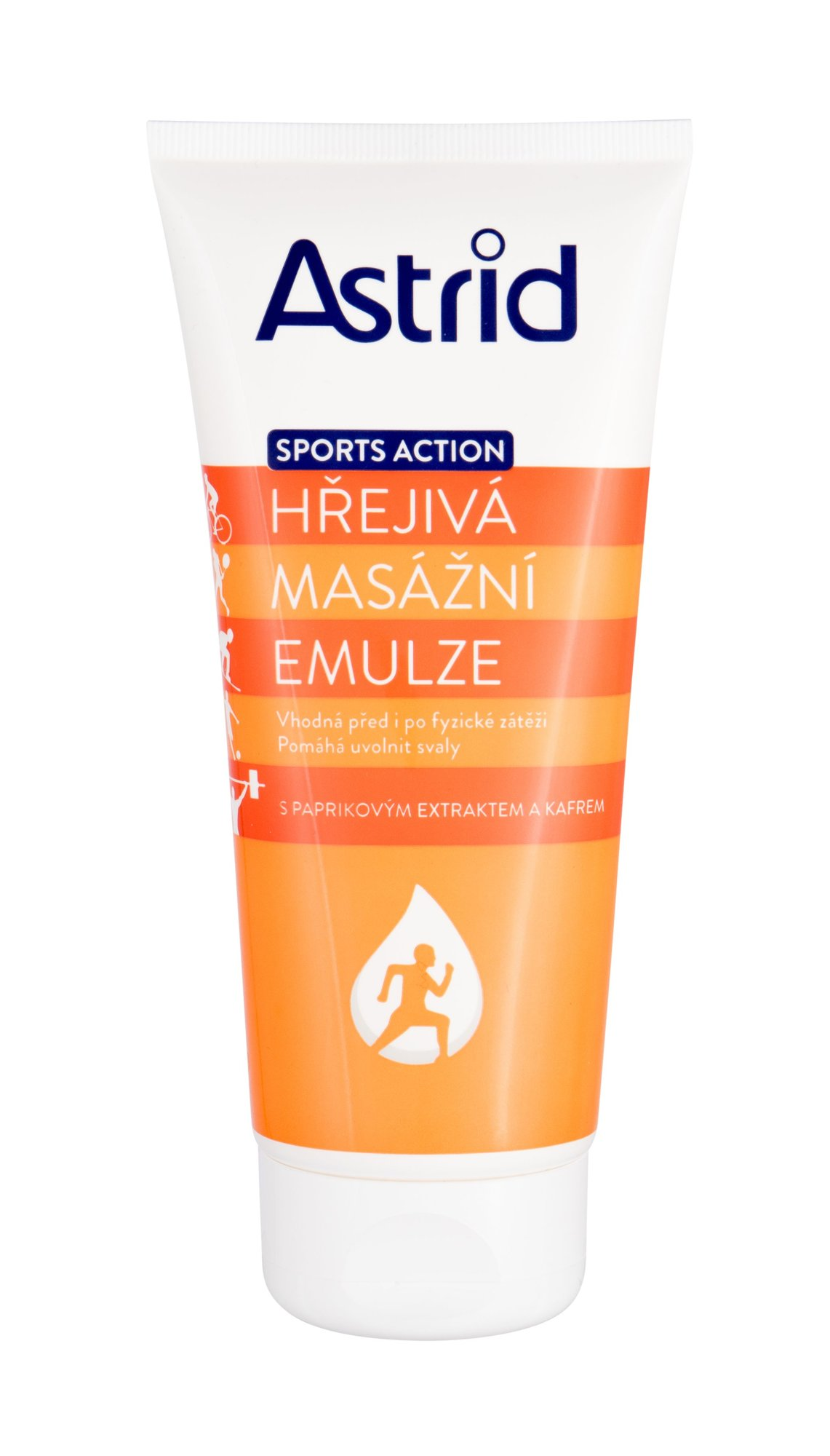 Astrid Sports Action For Massage 200ml