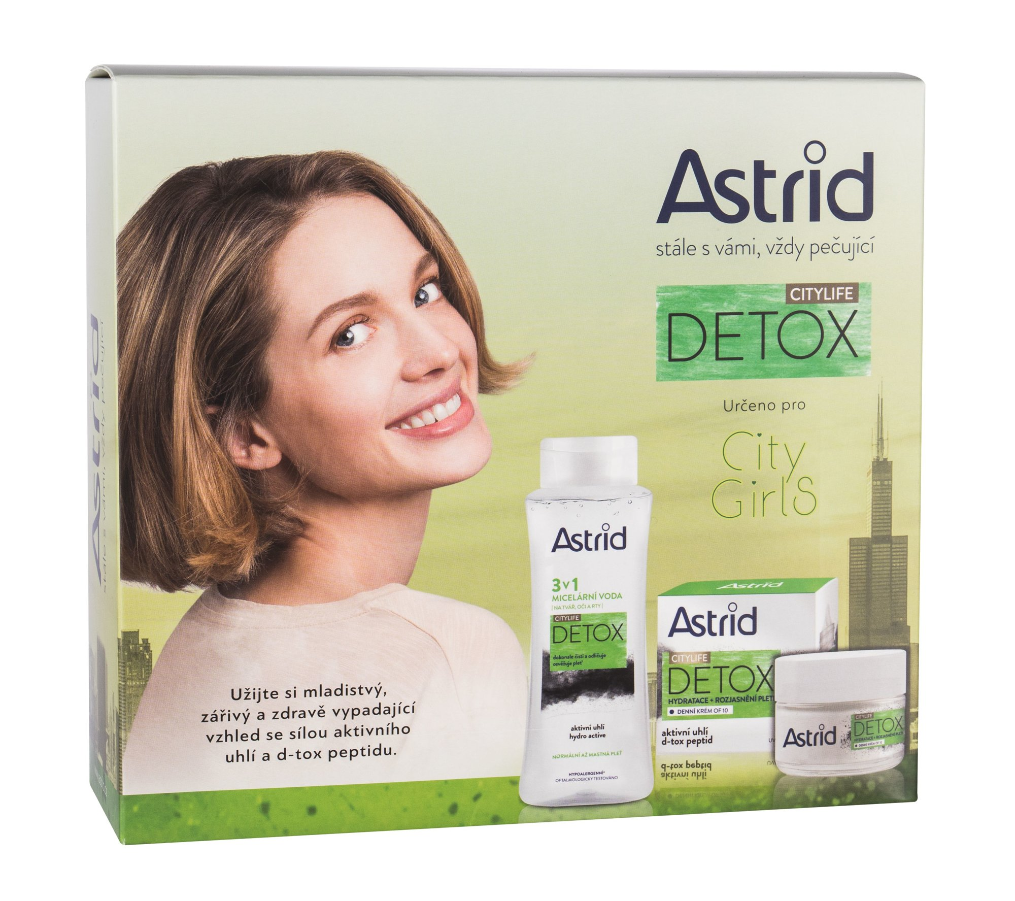 Astrid Citylife Detox Day Cream 50ml