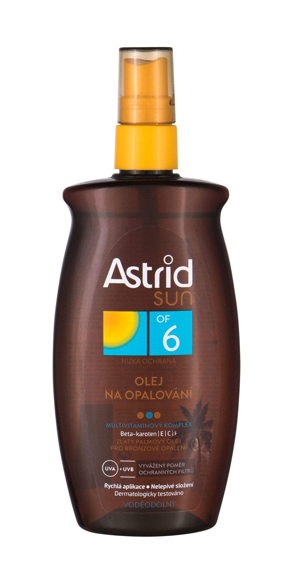 Astrid Sun Sun Body Lotion 200ml
