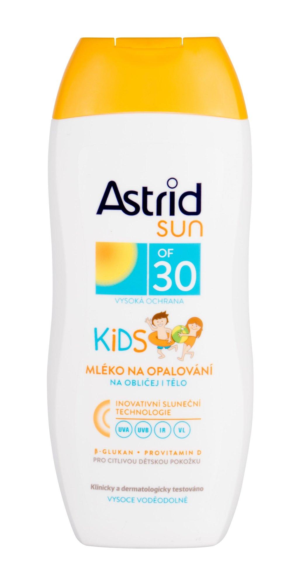 Astrid Sun Kids Sun Body Lotion 200ml
