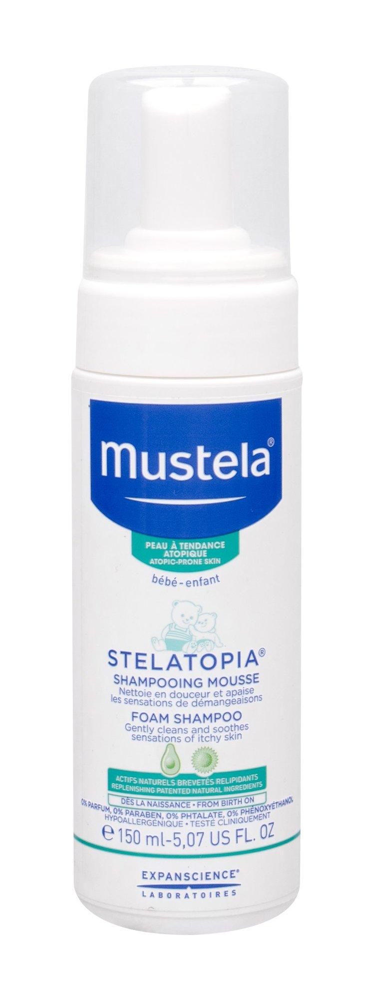 Šampūnas Mustela Bébé Stelatopia
