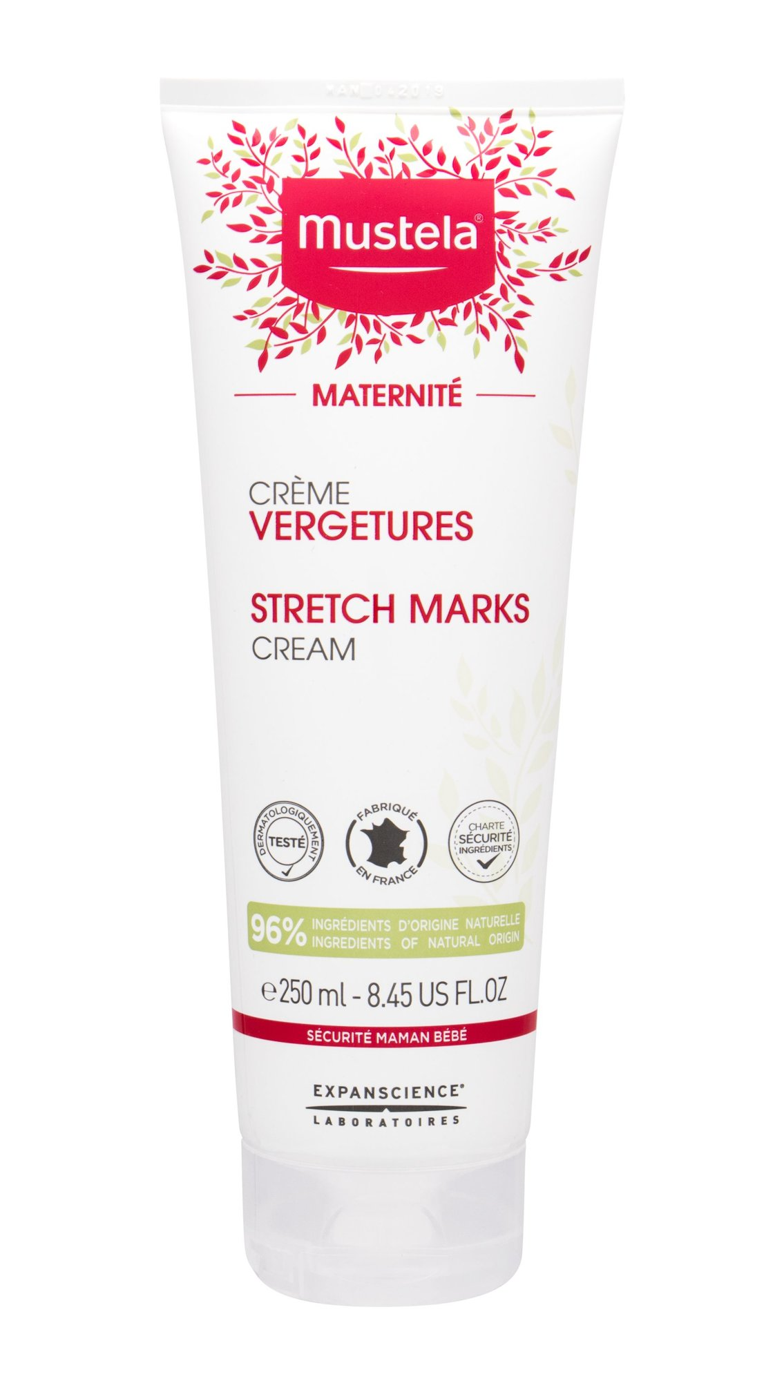 Mustela Maternité Cellulite and Stretch Marks 250ml