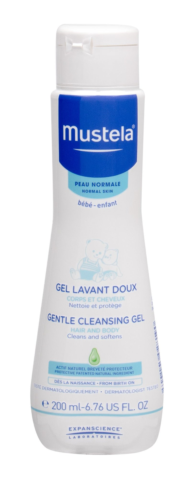 Mustela Bébé Shower Gel 200ml