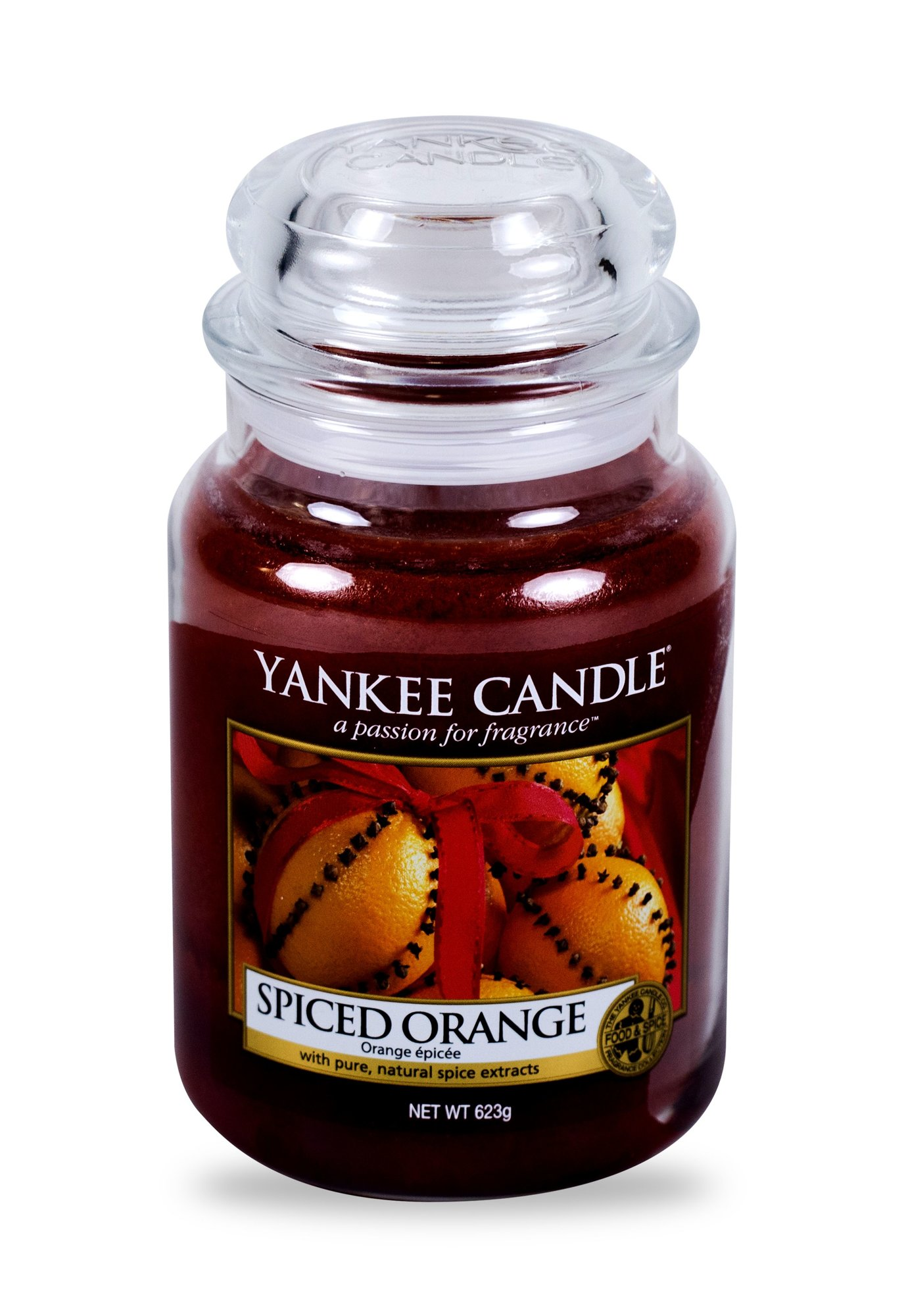 Yankee Candle Spiced Orange Scented Candle 623ml