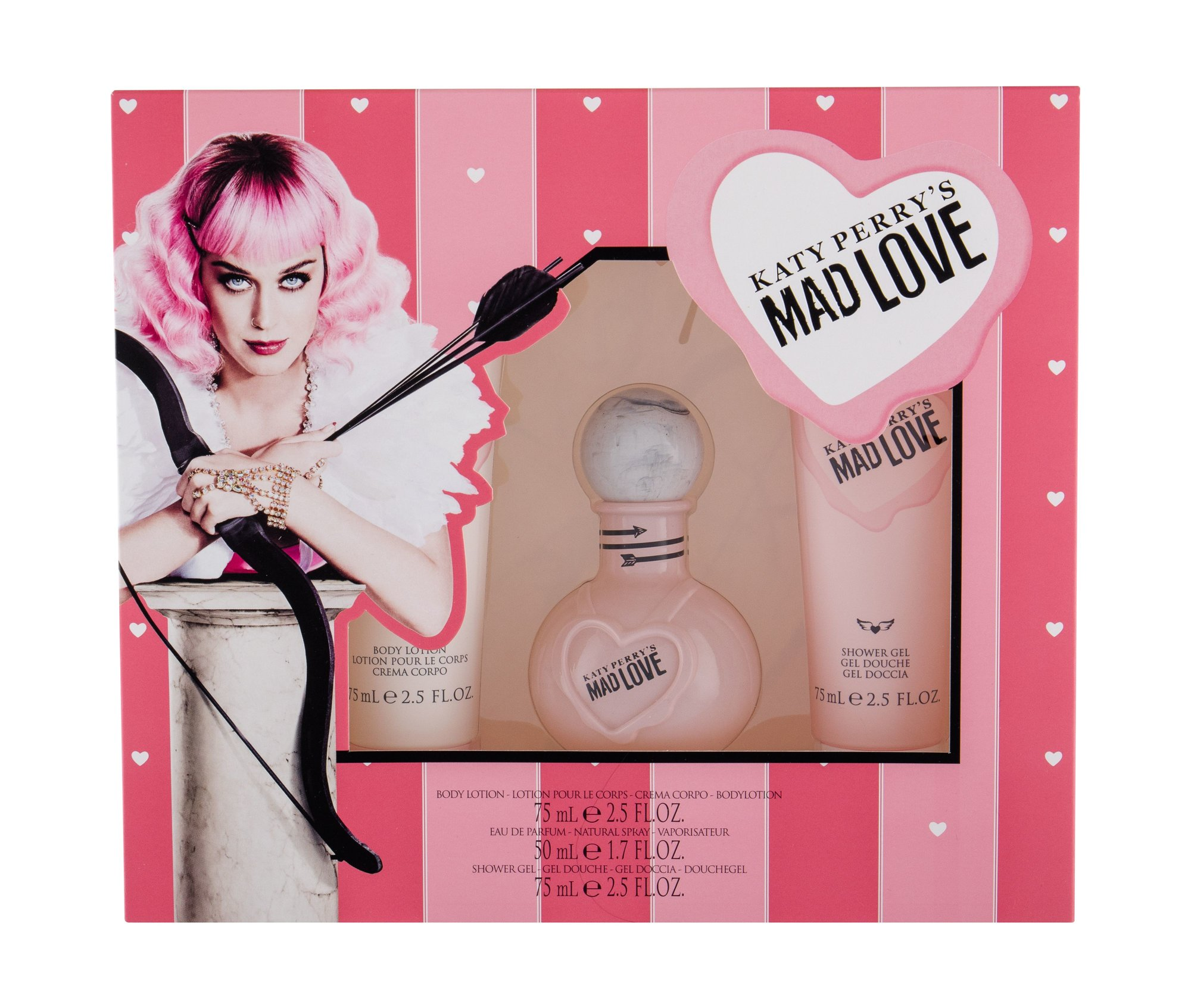 Katy Perry Katy Perry´s Mad Love Eau de Parfum 50ml