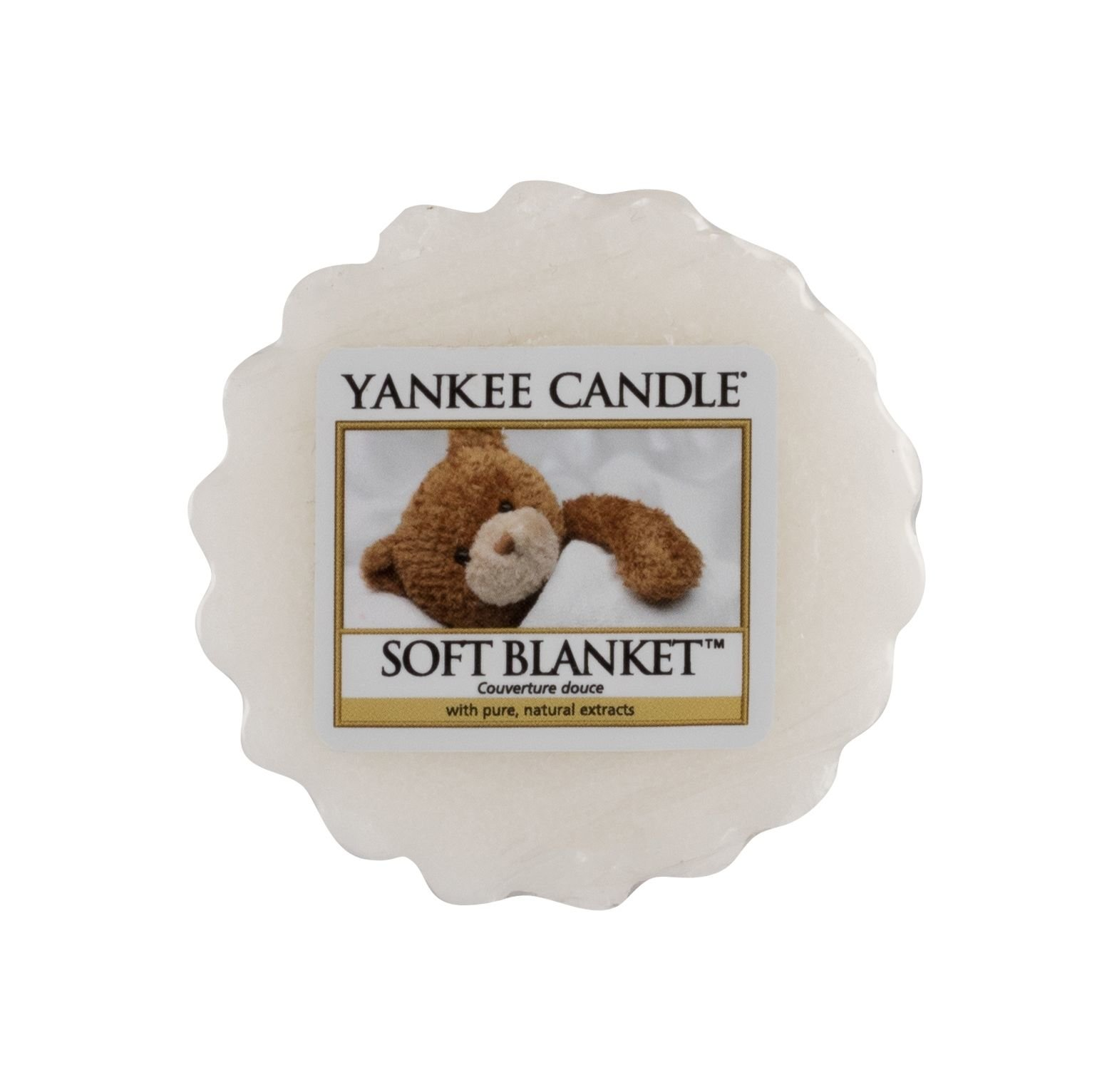 Yankee Candle Soft Blanket Scented Candle 22ml