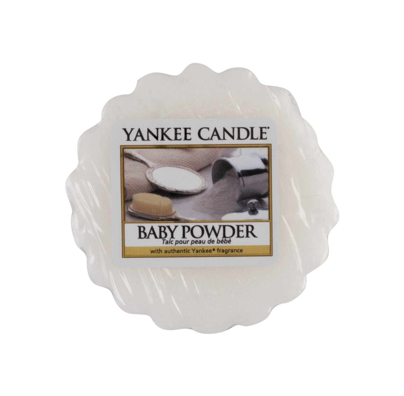 Yankee Candle Baby Powder Scented Candle 22ml