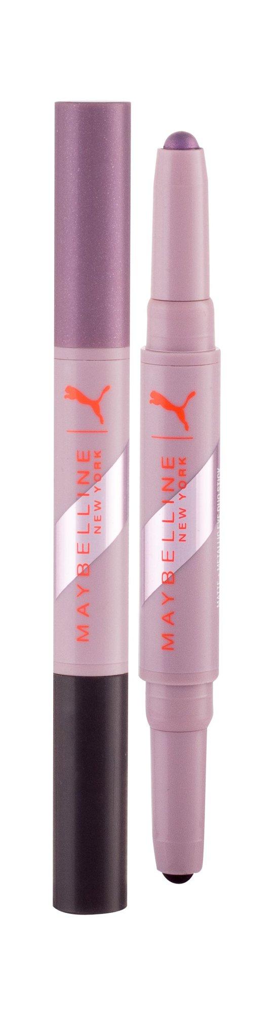 Maybelline Puma X Maybelline Eye Shadow 1,65ml 02 Discipline + Pulse