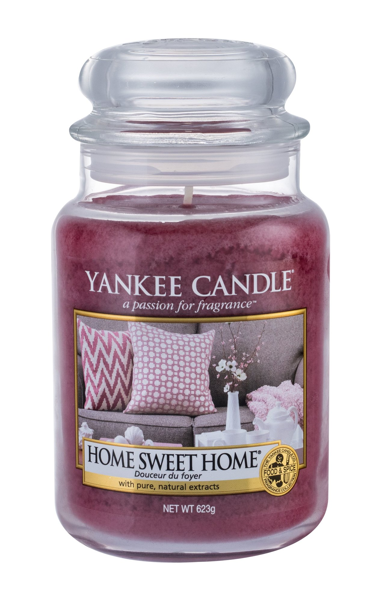 Yankee Candle Home Sweet Home Scented Candle 623ml