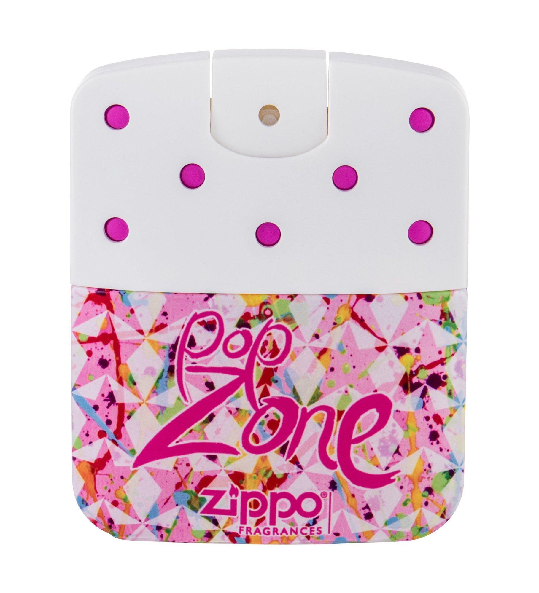 Zippo Fragrances Popzone Eau de Toilette 40ml