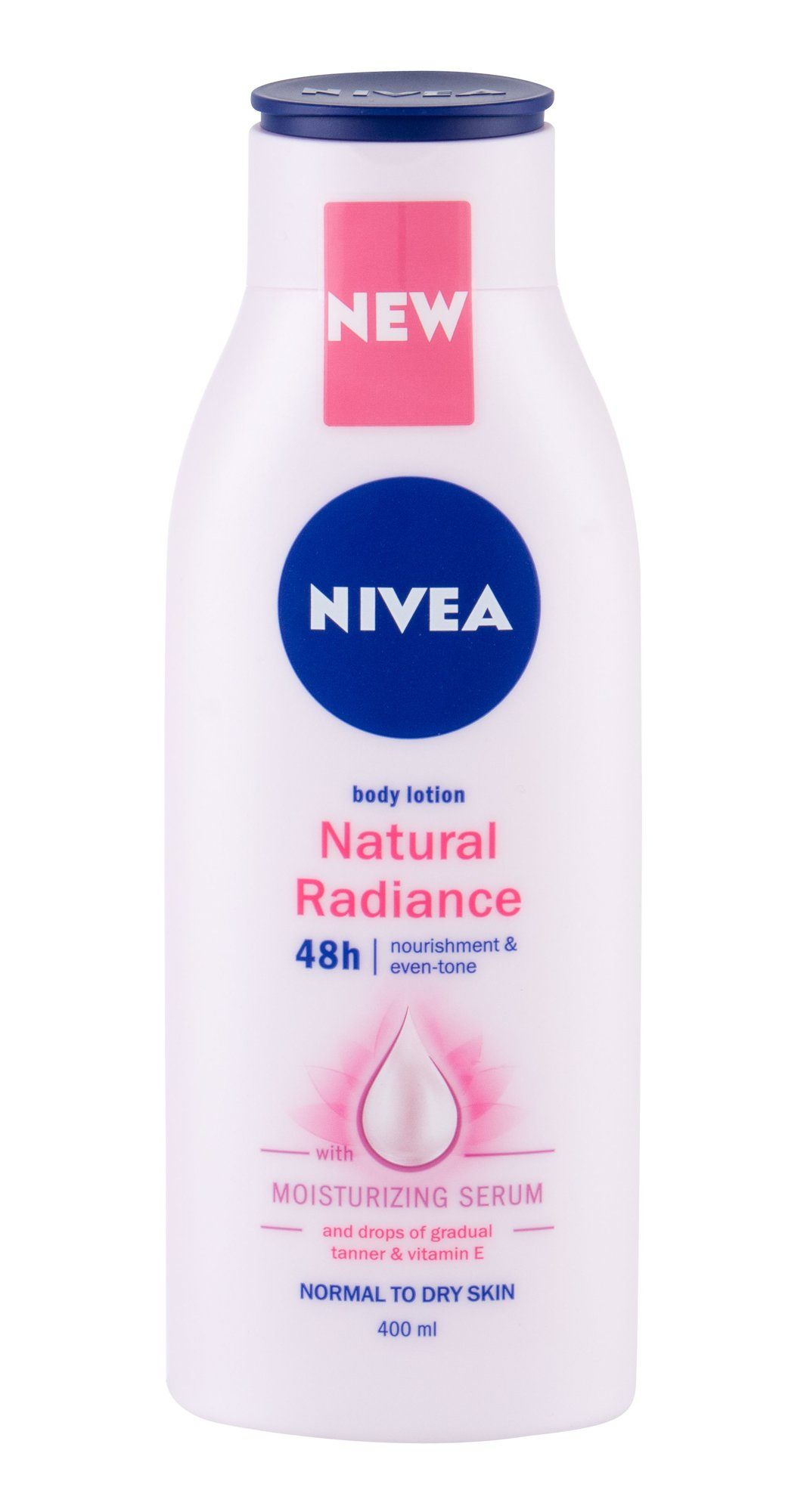 Kūno losjonas Nivea Natural Radiance