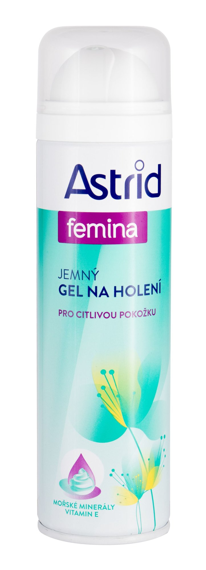 Astrid Femina Shaving Gel 200ml