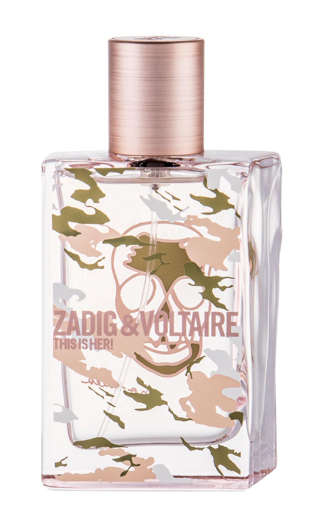 Zadig & Voltaire This is Her! Eau de Parfum 50ml