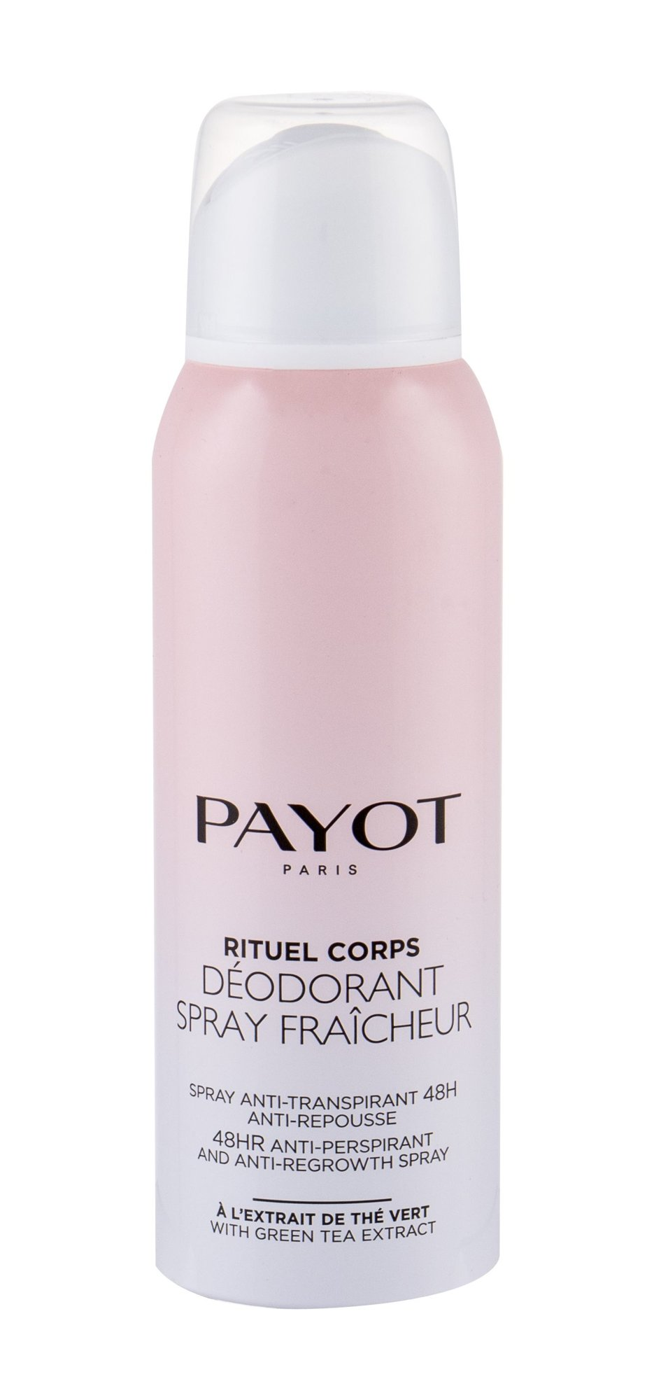 PAYOT Rituel Corps Antiperspirant 125ml