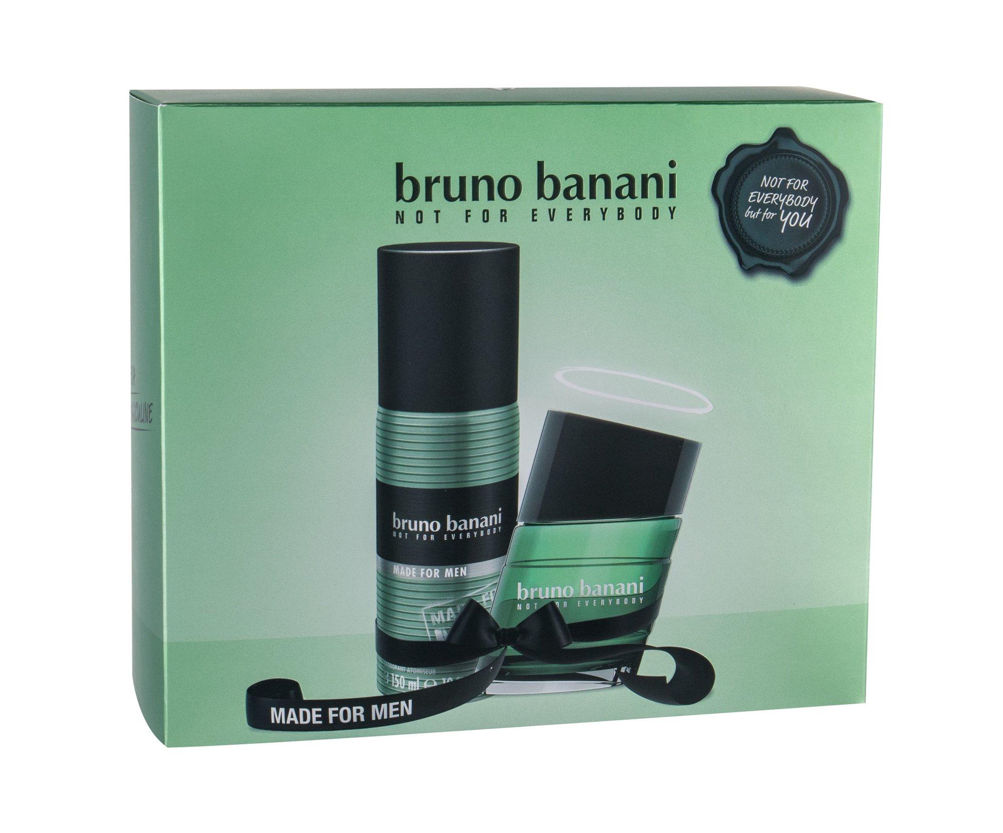 Kvepalai Bruno Banani Made For Men