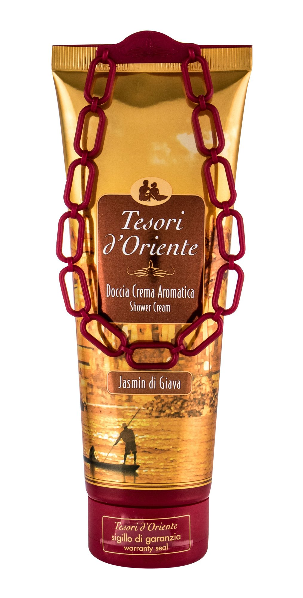 Tesori d´Oriente Jasmin di Giava Shower Cream 250ml