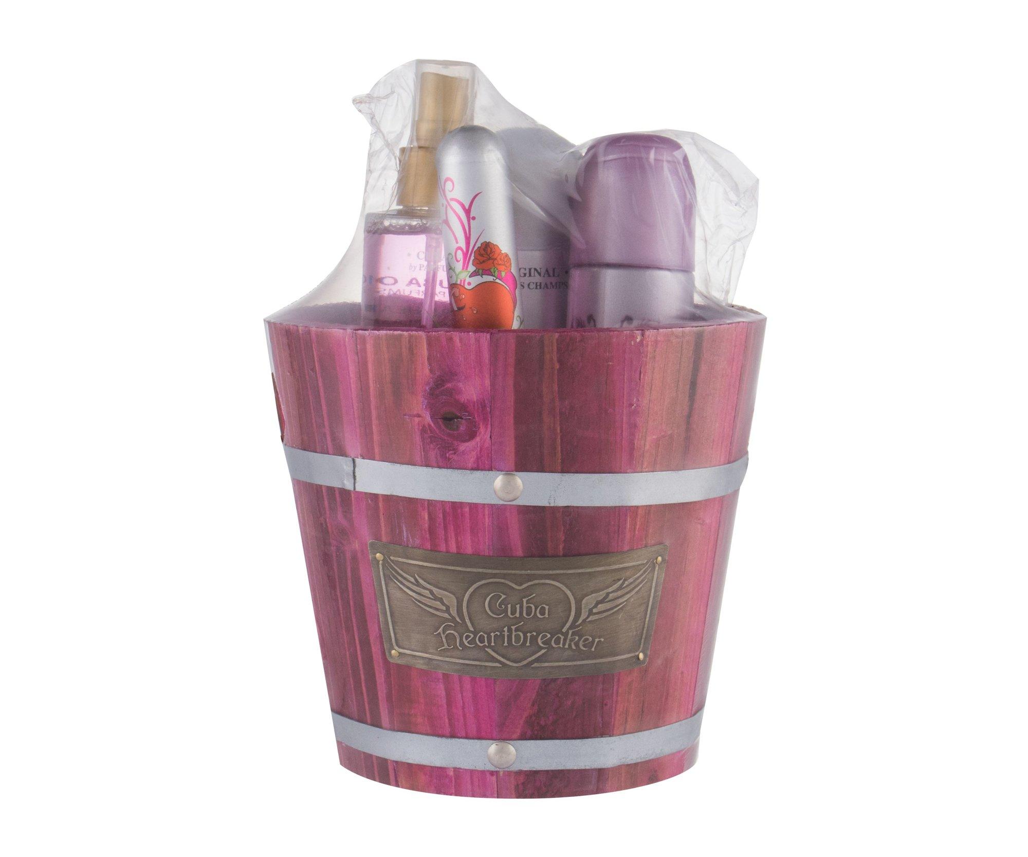 Cuba Heartbreaker Eau de Parfum 100ml