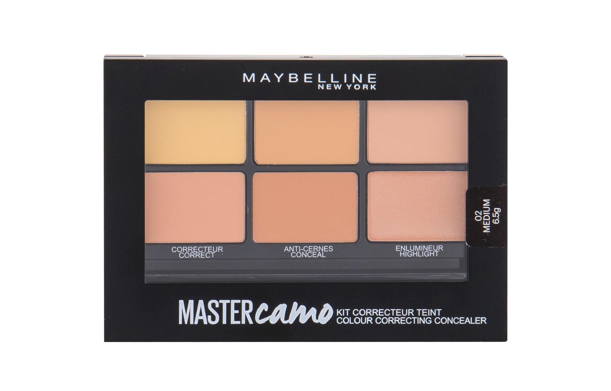 Maybelline Master Camo Corrector 6,5ml 02 Medium