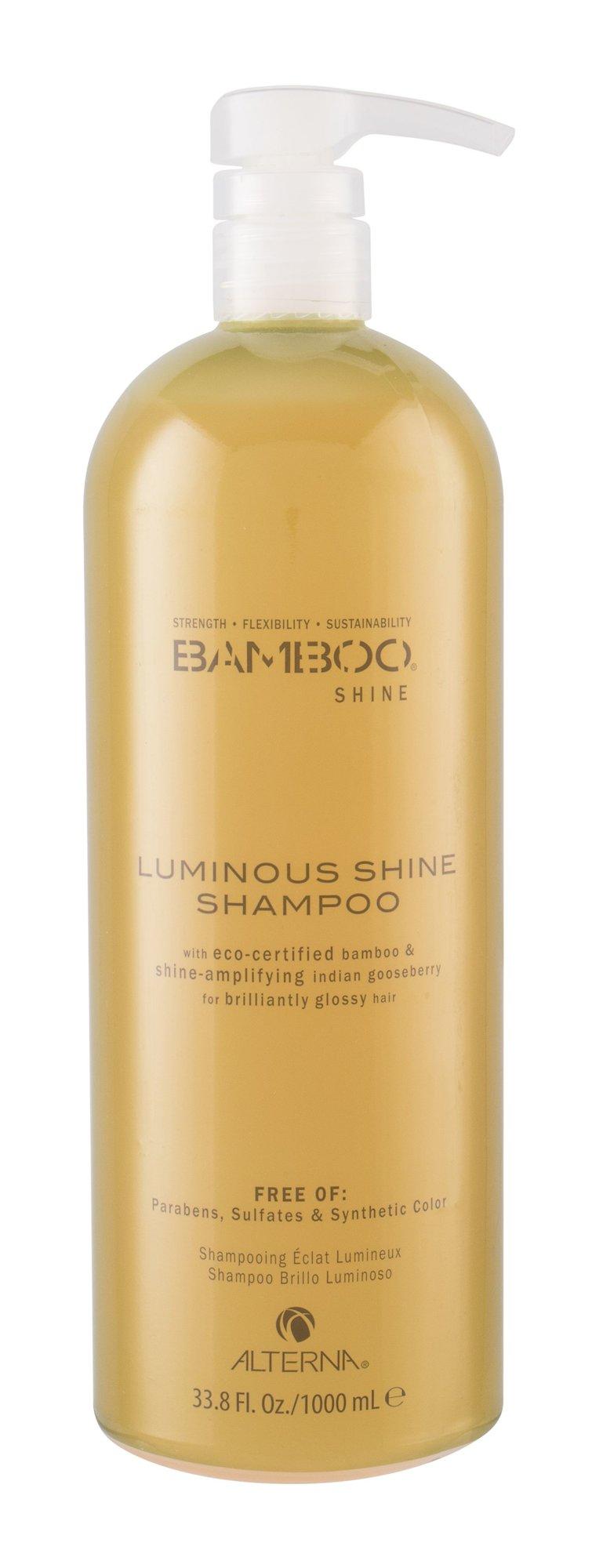 Šampūnas Alterna Bamboo Shine