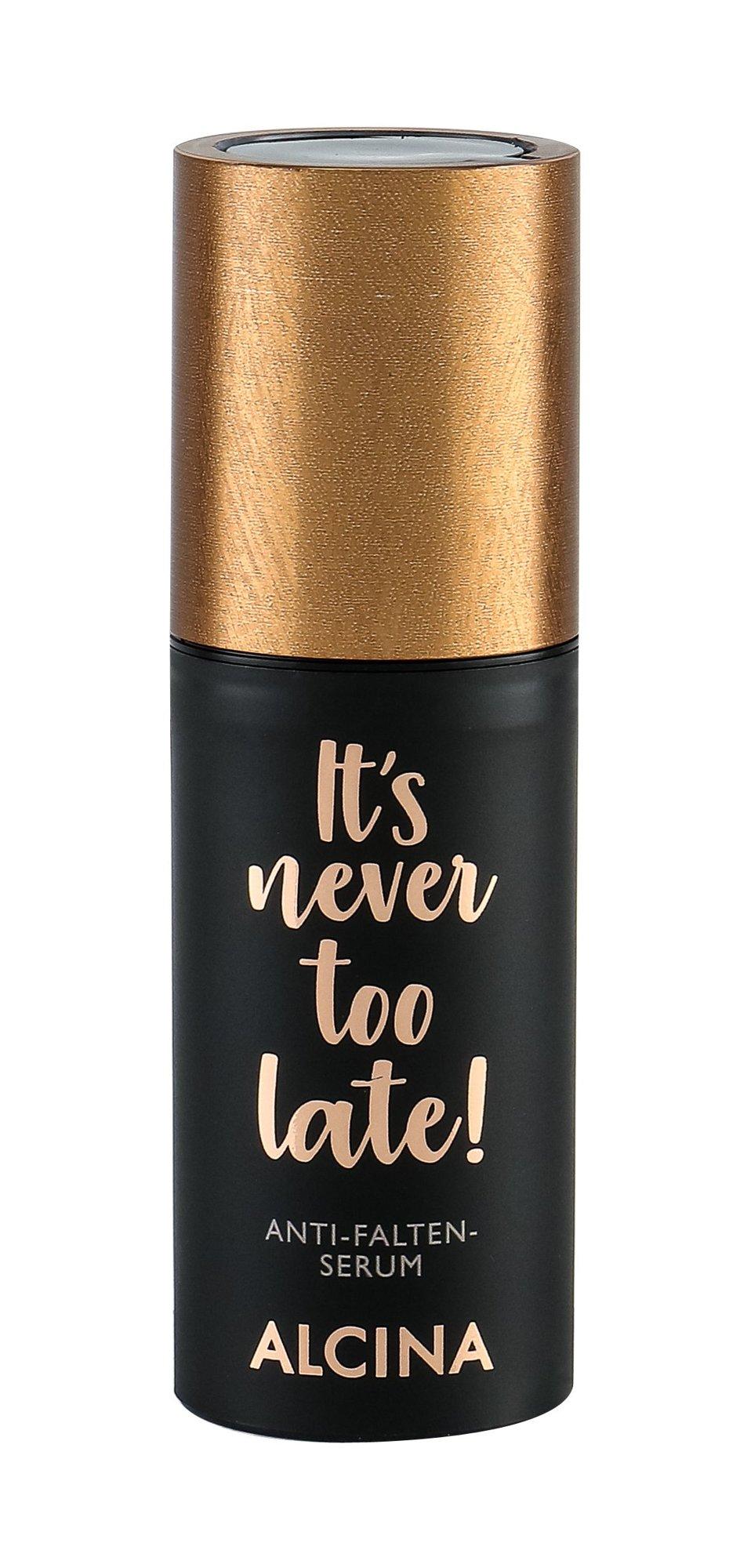 ALCINA It´s Never Too Late! Skin Serum 30ml