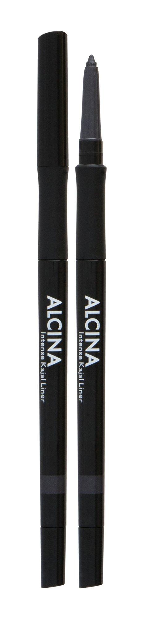 ALCINA Intense Eye Pencil 1ml 030 Grey Kajal Liner
