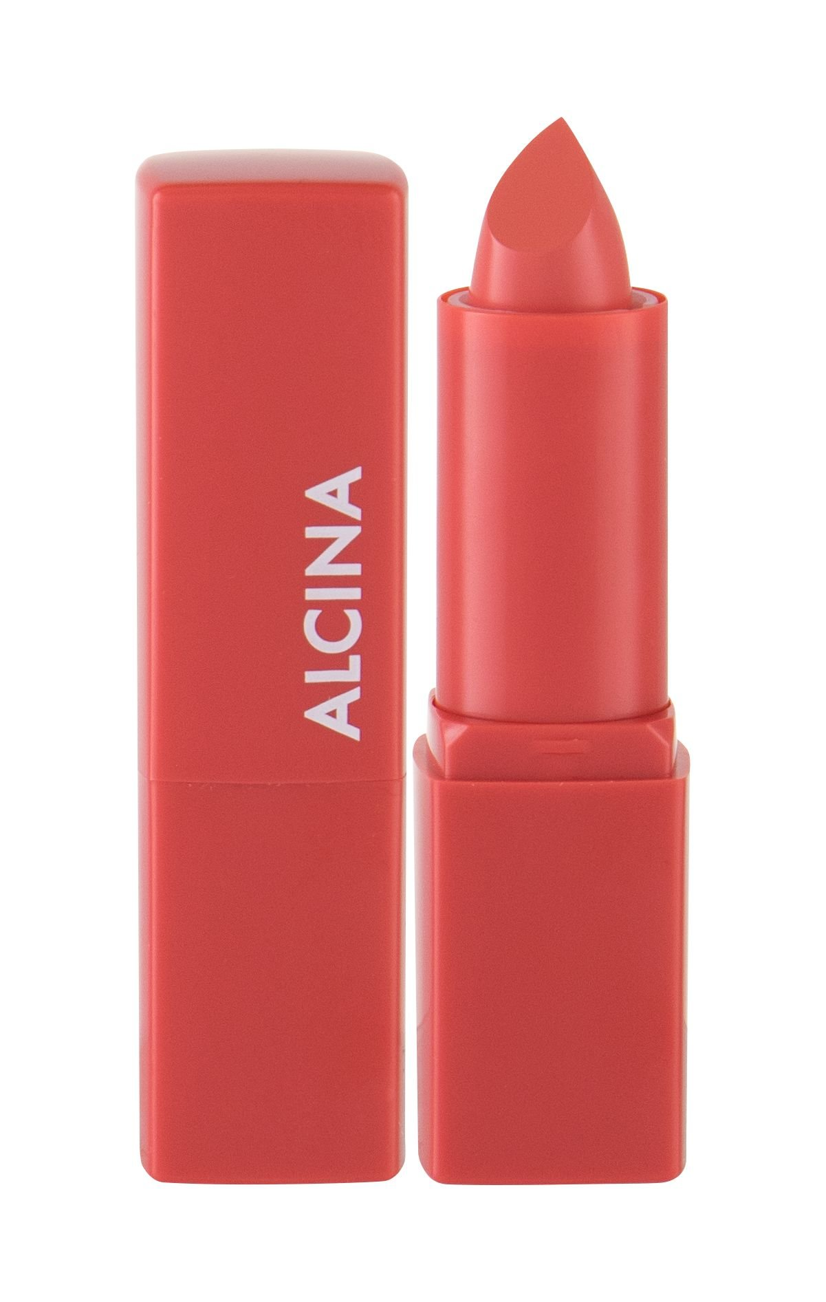 ALCINA Pure Lip Color Lipstick 3,8ml 04 Poppy Red