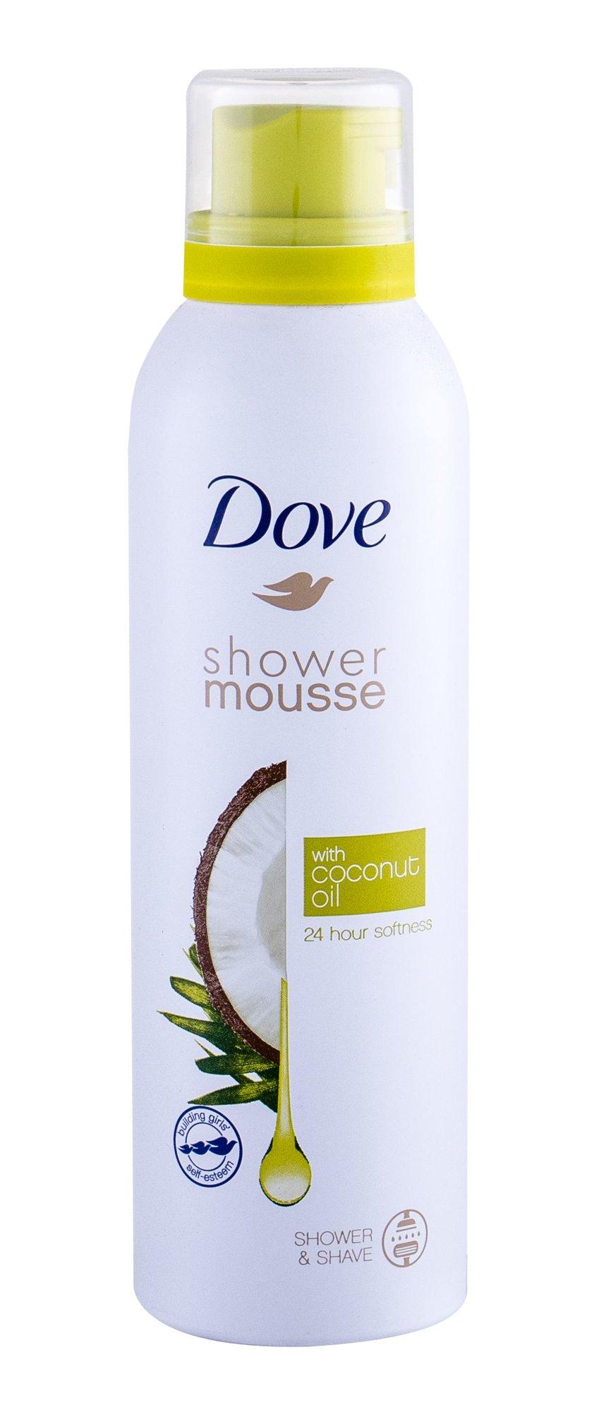 Dove Shower Mousse Shower Foam 200ml